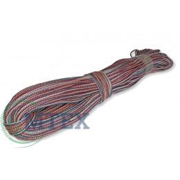 Шнур полипропиленовый вязаный Ø4мм. 100метров.